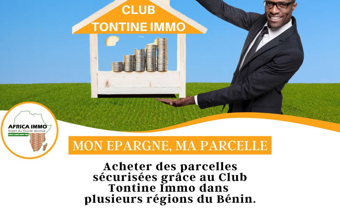 Facebook Club Tontine Immo