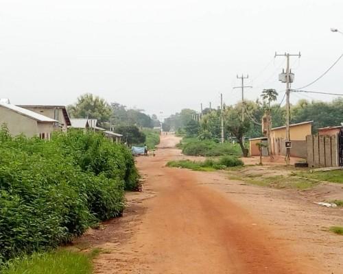 Grande Parcelle habitable de 460 m² sur Titre Foncier à OKédama (Parakou)